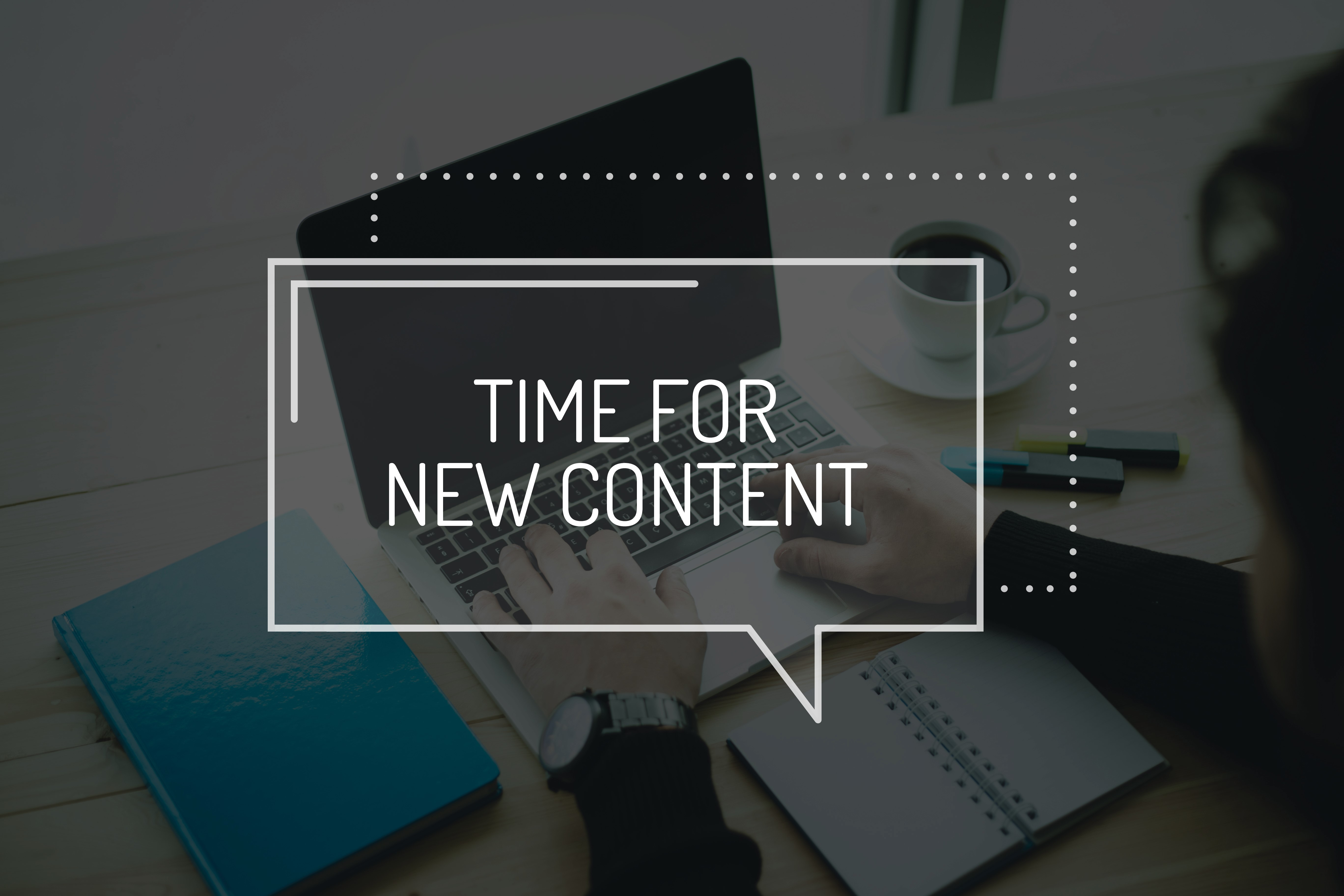 seo and new content